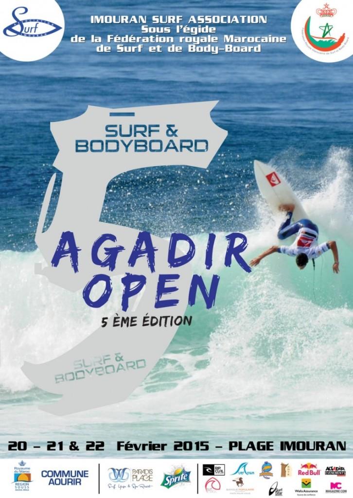 Affice AGADIR-OPEN
