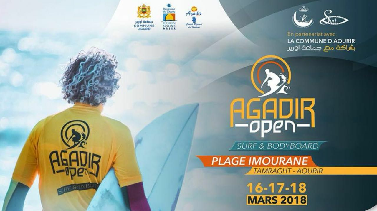 Agadir Open Surf & Bodyboard