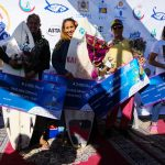 Podium Femmes Surf Maroc
